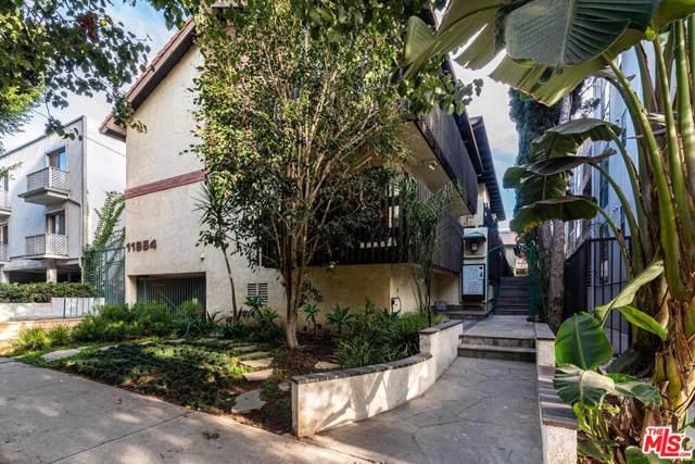 11954 Goshen Avenue #102, Los Angeles (City), CA 90049 (#19528676) :: TruLine Realty