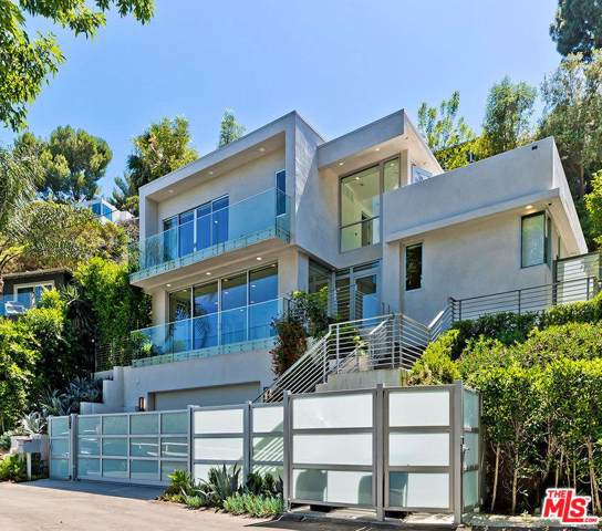7350 Pacific View Drive, Los Angeles (City), CA 90068 (#19532124) :: TruLine Realty