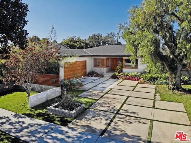3329 Club Drive, Los Angeles (City), CA 90064 (#19530684) :: TruLine Realty