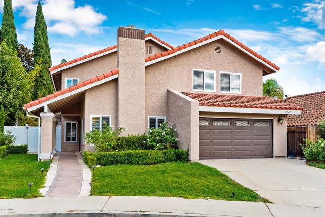 2862 Shelter Wood Court, Thousand Oaks, CA 91362 (#219014033) :: Lydia Gable Realty Group