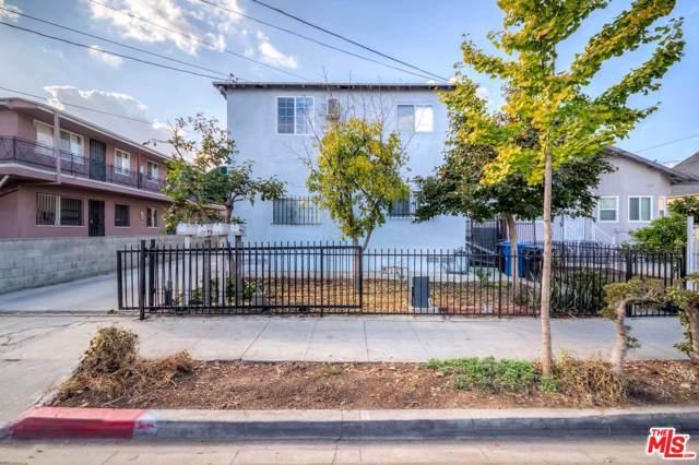 1229 S Harvard Boulevard, Los Angeles (City), CA 90006 (MLS #19531738) :: Hacienda Agency Inc