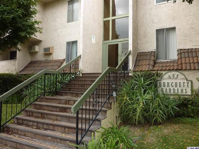409 Burchett Street #218, Glendale, CA 91203 (#319004660) :: TruLine Realty