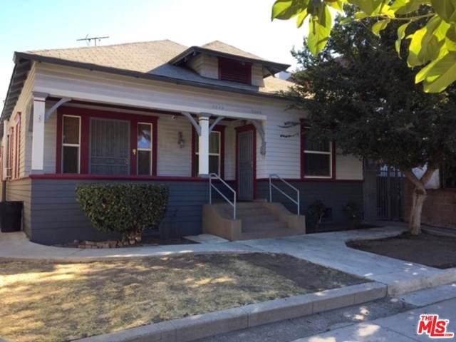 2240 Griffin Avenue, Los Angeles (City), CA 90031 (#19532218) :: TruLine Realty