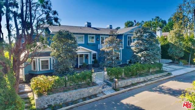 1237 Villa Woods Drive, Pacific Palisades, CA 90272 (#19530790) :: TruLine Realty