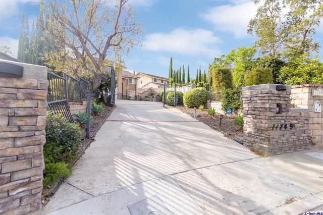 11749 Castillo Lane, PORTER RANCH, CA 91326 (#319004696) :: Randy Plaice and Associates