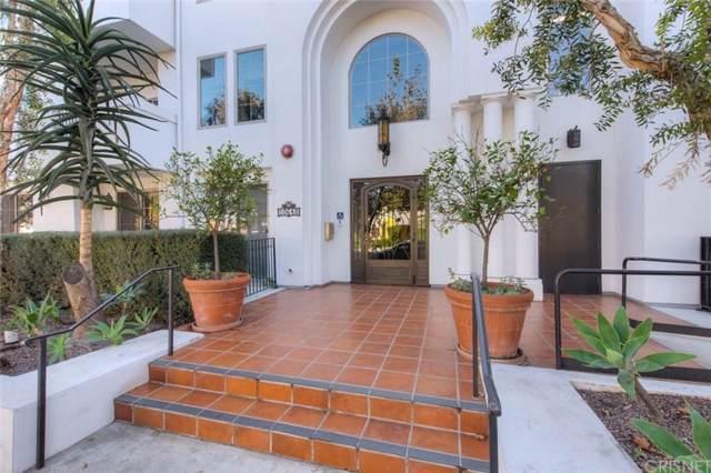 10648 Woodbridge Street #208, Toluca Lake, CA 91602 (#SR19267908) :: Golden Palm Properties