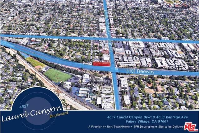 4637 Laurel Canyon, Valley Village, CA 91607 (MLS #19532586) :: The Sandi Phillips Team