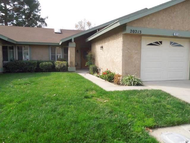 20213 Village 20, Camarillo, CA 93012 (#219014119) :: Golden Palm Properties