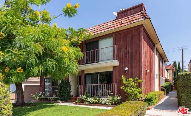 4190 Duquesne Avenue #5, Culver City, CA 90232 (#19531938) :: Pacific Playa Realty