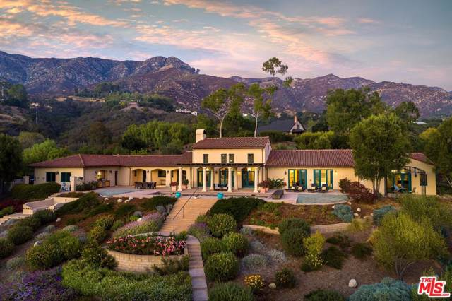 2896 Hidden Valley Lane, Montecito, CA 93108 (#19533010) :: Golden Palm Properties