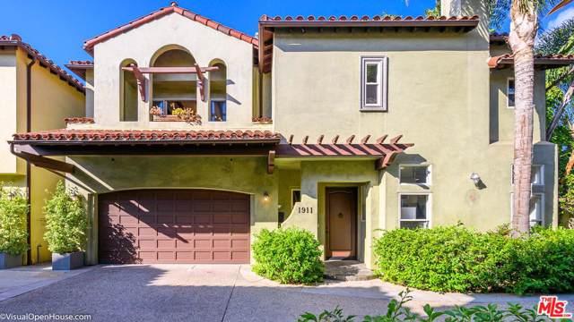 1911 S Barrington Avenue #1911, Los Angeles (City), CA 90025 (MLS #19533072) :: Hacienda Agency Inc