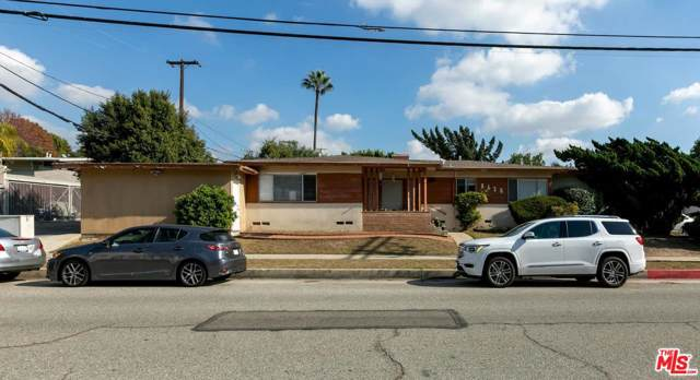 8630 Stanmoor Drive, Los Angeles (City), CA 90045 (#19532780) :: Pacific Playa Realty