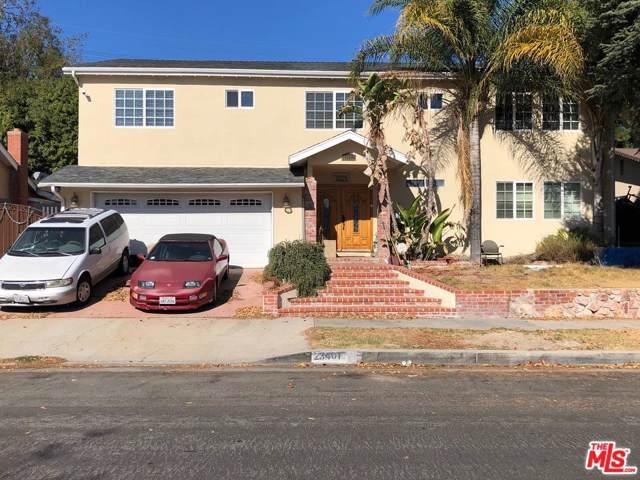23401 Schoenborn Street, West Hills, CA 91304 (#19533038) :: TruLine Realty