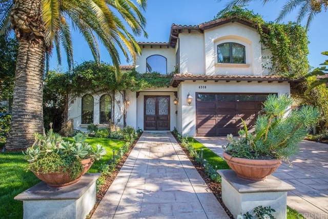 4318 Beck Avenue, Studio City, CA 91604 (#SR19217915) :: Golden Palm Properties