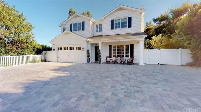 19536 Rosita Street, Tarzana, CA 91356 (#SR19273930) :: Golden Palm Properties