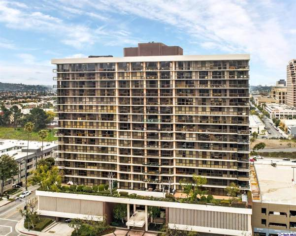 222 Monterey Road #305, Glendale, CA 91206 (#319004756) :: Lydia Gable Realty Group