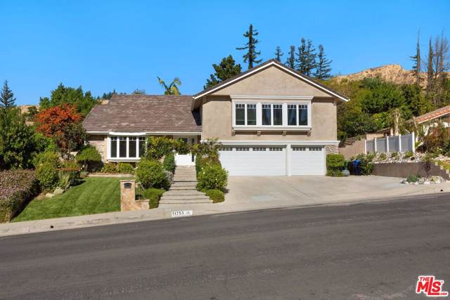 11753 Killimore Avenue, Northridge, CA 91326 (#19533558) :: Randy Plaice and Associates