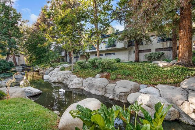 5736 Skyview Way F, Agoura Hills, CA 91301 (#219014227) :: Lydia Gable Realty Group