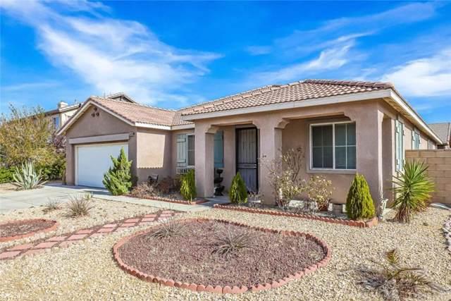 38280 Debonair Way, Palmdale, CA 93552 (#SR19274183) :: Golden Palm Properties