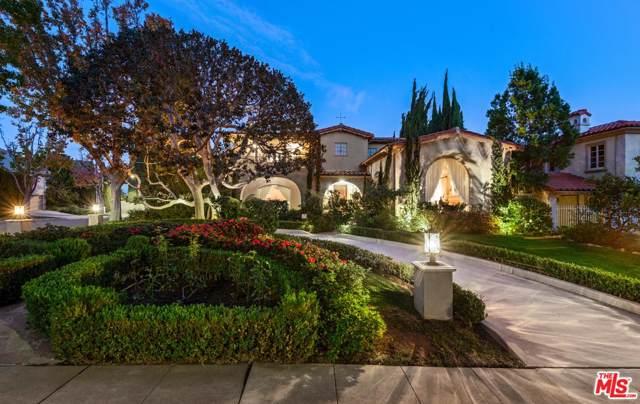 524 N Arden Drive, Beverly Hills, CA 90210 (MLS #19532106) :: Hacienda Agency Inc