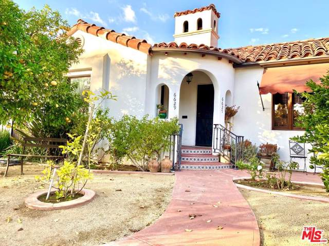 6629 Colgate Avenue, Los Angeles (City), CA 90048 (#19533626) :: The Agency