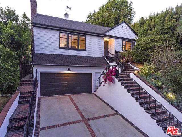 7463 Franklin Avenue, Los Angeles (City), CA 90046 (MLS #19533884) :: Mark Wise | Bennion Deville Homes