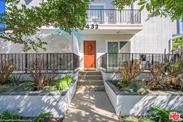 1433 10TH Street, Santa Monica, CA 90401 (#19533926) :: Golden Palm Properties