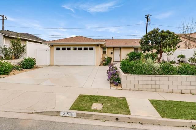 354 E Bounds Road, Ventura, CA 93001 (#219014252) :: Randy Plaice and Associates