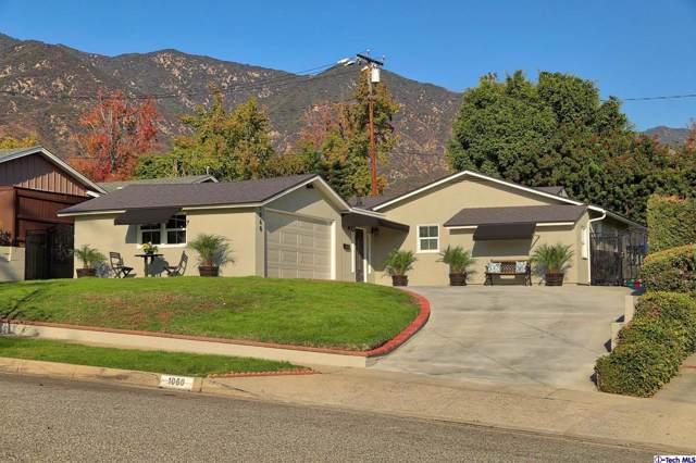 1060 Medford Road, Pasadena, CA 91107 (#319004768) :: Golden Palm Properties
