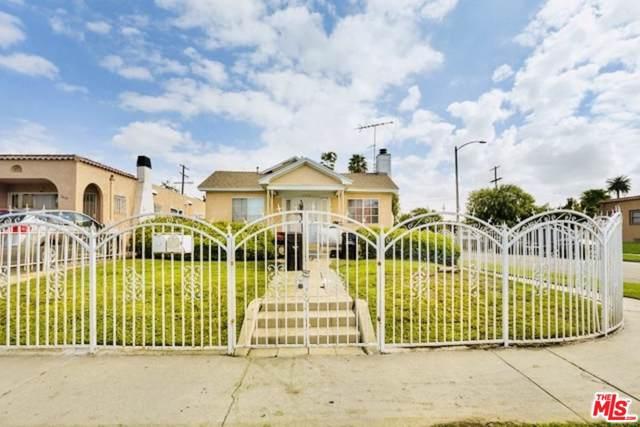 5472 6TH Avenue, Los Angeles (City), CA 90043 (#19534284) :: Pacific Playa Realty