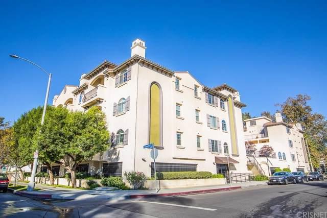 4805 Bellflower Avenue #104, Toluca Lake, CA 91601 (#SR19275070) :: Golden Palm Properties
