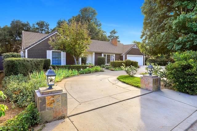 2908 Lombardy Road, Pasadena, CA 91107 (#819005405) :: Golden Palm Properties