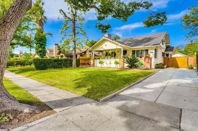 1717 Loma Vista Street, Pasadena, CA 91104 (#819005411) :: Golden Palm Properties
