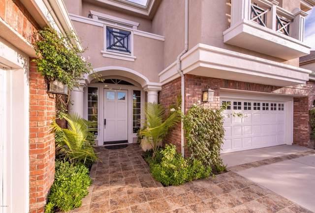 2490 Montecito Avenue, Westlake Village, CA 91362 (#219014298) :: Randy Plaice and Associates