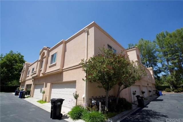 25256 Steinbeck Avenue F, Stevenson Ranch, CA 91381 (#SR19265942) :: Randy Plaice and Associates
