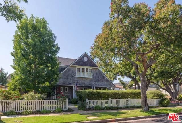 743 Almar Avenue, Pacific Palisades, CA 90272 (#19534514) :: Golden Palm Properties