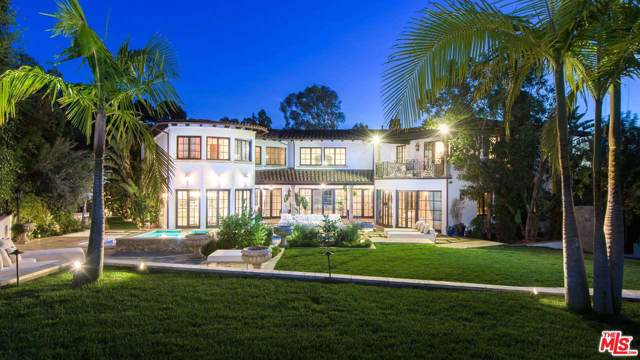 13023 W Sunset, Los Angeles (City), CA 90049 (#19533324) :: Golden Palm Properties