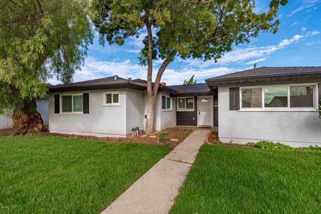 1421 W Iris Street, Oxnard, CA 93033 (#219014332) :: Randy Plaice and Associates