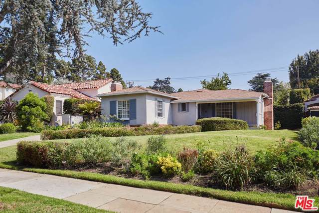 421 19TH Street, Santa Monica, CA 90402 (#19534848) :: Golden Palm Properties