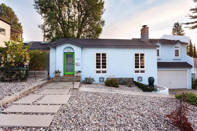 1830 Crestmont Court, Glendale, CA 91208 (#819005427) :: Golden Palm Properties