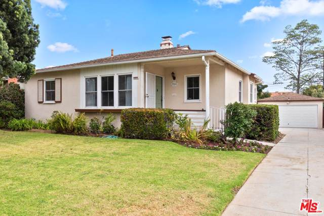 7866 Airlane Avenue, Los Angeles (City), CA 90045 (#19533724) :: Pacific Playa Realty
