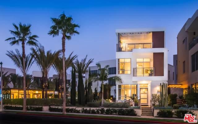 12694 Millennium Drive, Playa Vista, CA 90094 (MLS #19534964) :: The Sandi Phillips Team