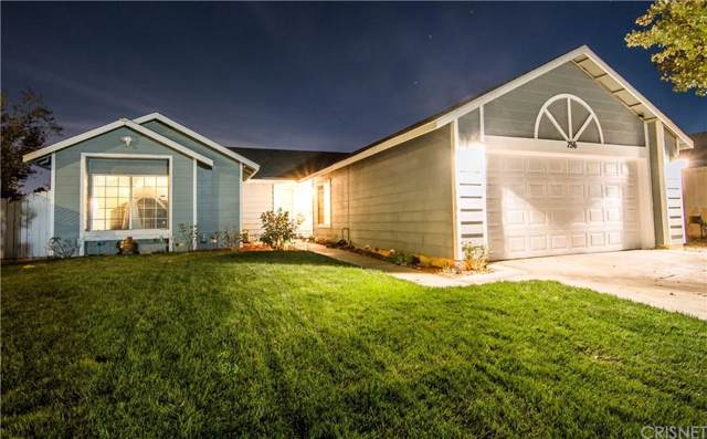 756 H-2 Avenue W, Lancaster, CA 93534 (#SR19267467) :: The Parsons Team