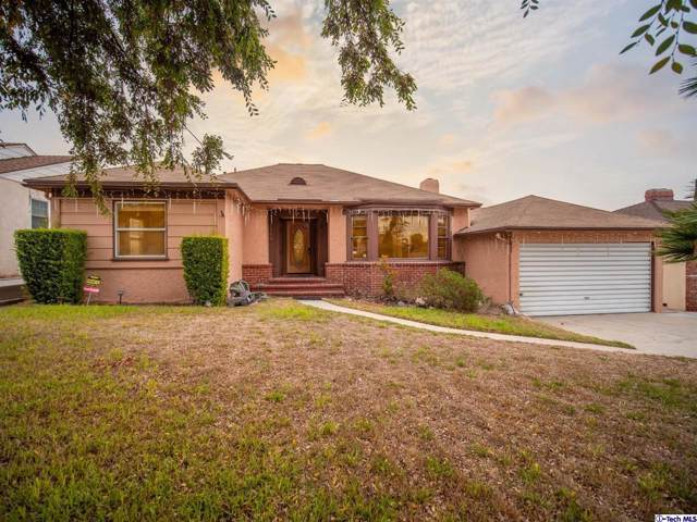 1546 Grandview Avenue, Glendale, CA 91201 (#319004807) :: Golden Palm Properties