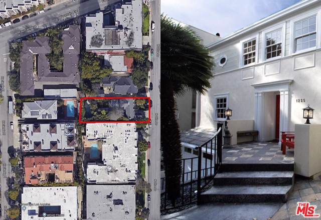 1225 N Olive Drive, West Hollywood, CA 90069 (#19534592) :: The Agency