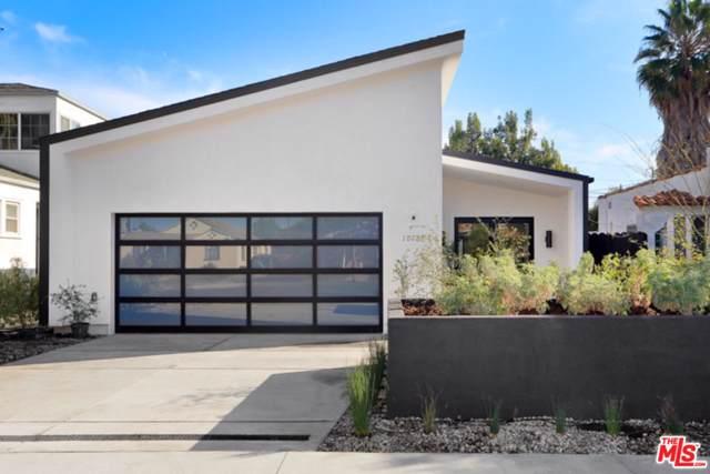 10728 Tabor Street, Los Angeles (City), CA 90034 (#19535084) :: Randy Plaice and Associates