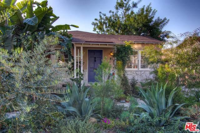 4077 Globe Avenue, Culver City, CA 90230 (#19534748) :: Pacific Playa Realty