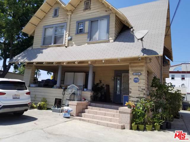 1453 S Bonnie Brae Street, Los Angeles (City), CA 90006 (MLS #19536484) :: Hacienda Agency Inc