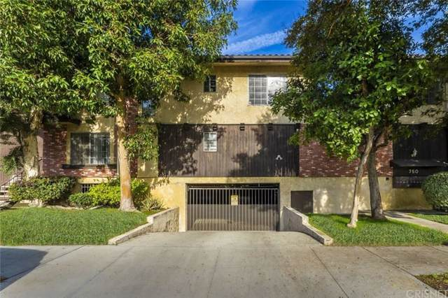 750 N Whitnall K, Burbank, CA 91505 (#SR19279671) :: Pacific Playa Realty