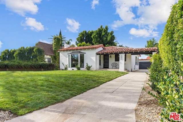 4837 Agnes Avenue, Valley Village, CA 91607 (MLS #19536502) :: The Sandi Phillips Team